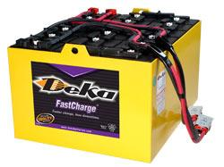 Fast Charge Forklift Battery