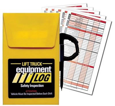 Forklift pre shift inspection forms vancouver bc easy system