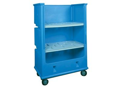 Plastic Storage Cart