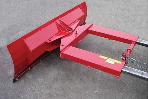Moderate Duty Forklift Snowplow