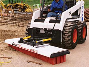 Sweepex Forklift Sweeper 3